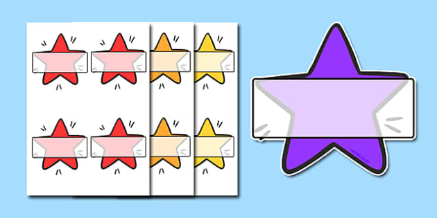 Stars Themed Self Registration - stars, self registration, xmas