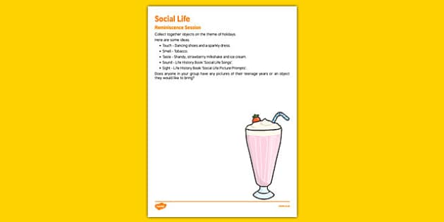 Elderly Care Life History Book Social Life Reminiscence Session - Elderly, Reminiscence, Care Homes, Life History Books