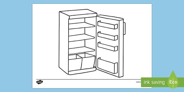 Doodle Draft Fridge Freezer Activity Sheet-Irish - ROI, Ireland, doodle, draft, sketch, starter, creative, drawing, art, activity sheet,Irish