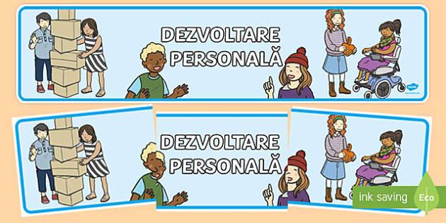 Dezvoltare personală