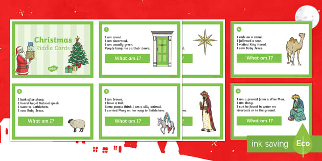 Christmas Riddle Cards - Christmas Scotland, advent, puzzle, quiz, riddle, challenge, clue, clues,Scottish