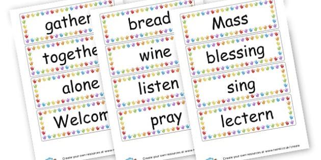 RE gathering - Christianity, Literacy,  Primary Resources, religion, faith, chri