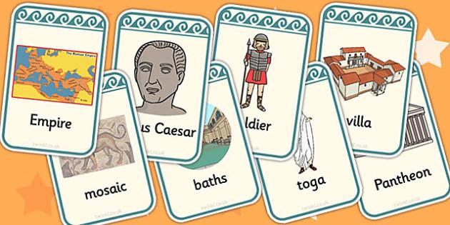 Roman Empire Flashcards - roman empire, flashcards, cards, roman