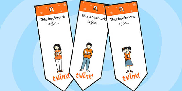 n Sound Family Editable Bookmarks - n sound family, editable bookmarks, bookmarks, editable, behaviour management, classroom management, rewards, awards
