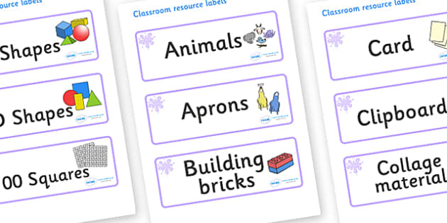 Lilac Themed Editable Classroom Resource Labels - Themed Label template, Resource Label, Name Labels, Editable Labels, Drawer Labels, KS1 Labels, Foundation Labels, Foundation Stage Labels, Teaching Labels, Resource Labels, Tray Labels, Printable lab