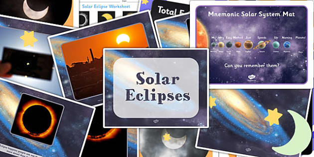 Solar Eclipse Resource Pack - Solar, Eclipse, Pack, Moon, Lunar