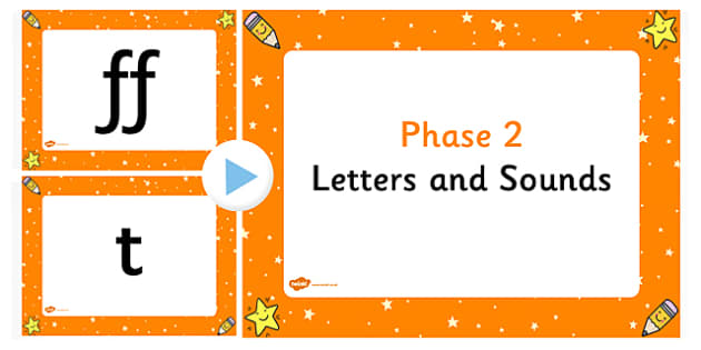 Letters and Sounds Phase 2 PowerPoint - letters, sounds, phase 2