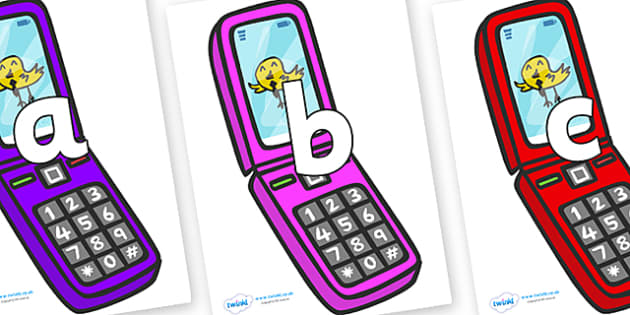 Phoneme Set on Mobiles - Phoneme set, phonemes, phoneme, Letters and Sounds, DfES, display, Phase 1, Phase 2, Phase 3, Phase 5, Foundation, Literacy