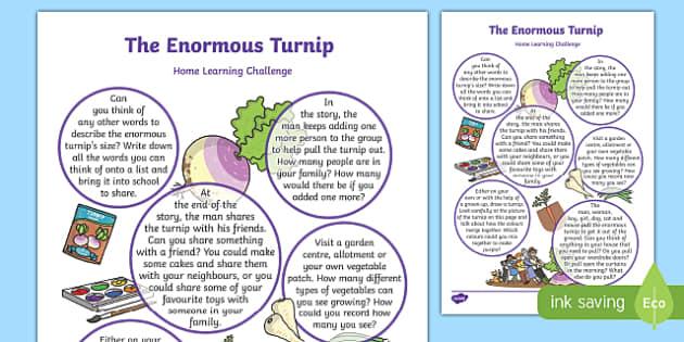 EYFS Home Learning Challenge Sheet Reception FS2