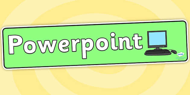 PowerPoint Display Banner - powerpoint, display banner, banner for display, display, banner, header, header for display, display header, class display, ICT