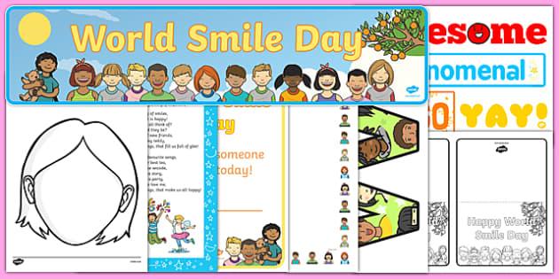 World Smile Day Resource Pack-Australia