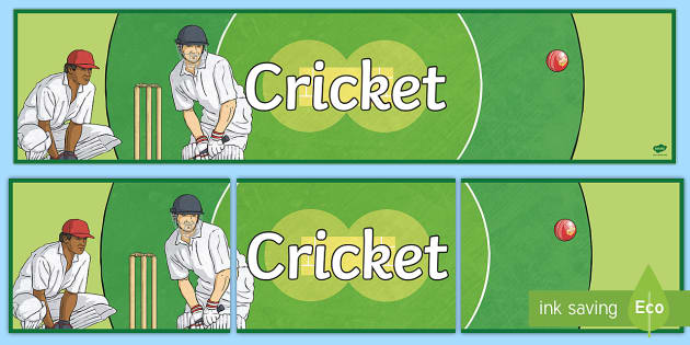 Cricket Display Banner - Cricket,Australia, cricket banner, sports, banner, the ashes, baggy greens, australia cricket, austr