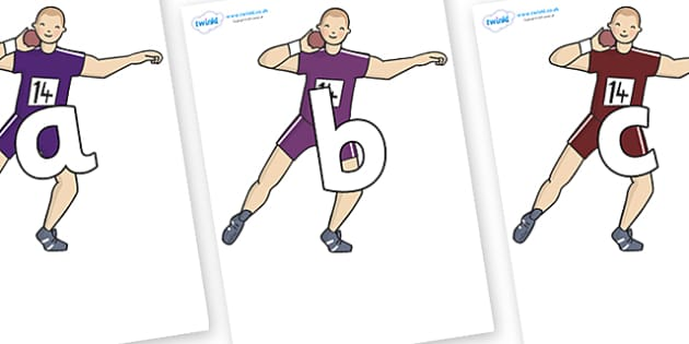 Phoneme Set on Shot Put - Phoneme set, phonemes, phoneme, Letters and Sounds, DfES, display, Phase 1, Phase 2, Phase 3, Phase 5, Foundation, Literacy