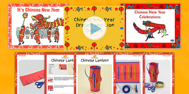 Its Chinese New Year EYFS Story PowerPoint and Resource Pack - EYFS, KS1, Early Years, festival, celebration, Understanding the World, Literacy
