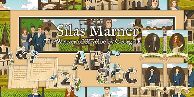 Silas Marner Display Pack - Eliot, display, Silas Marner, display pack, pack, english, ks4, secondary