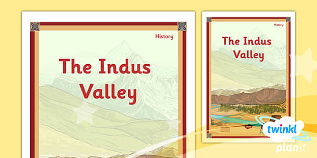 PlanIt - History UKS2 - The Indus Valley Unit Book Cover - planit, history, uks2, indus valley, book cover