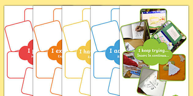 Interactive Characteristics of Learning Display Posters Romanian Translation - Interactive Characteristics of Learning Display Posters - display, learn,Romanian-translation