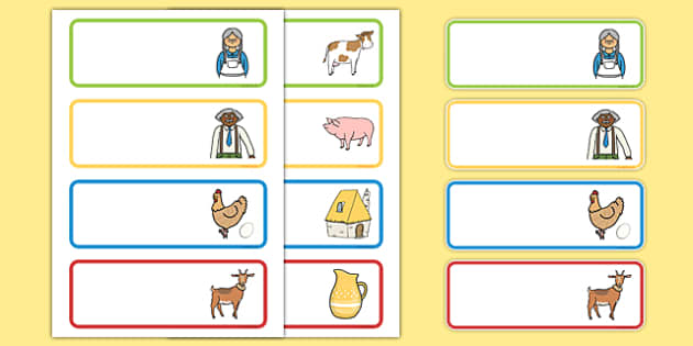 A Tight Squeeze Editable Drawer Peg Name Labels - a squash and a squeeze, julia donaldson, a tight squeeze, drawer, peg, name, labels
