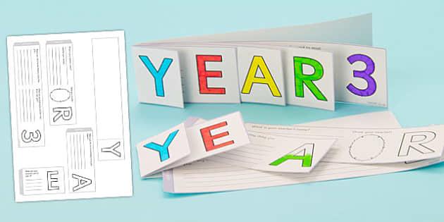 Year 3 Write Up Booklet - year 3, write up, booklet, write, up