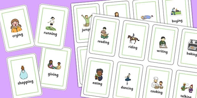 Two Syllable Final 'ng' Sound Playing Cards - final ng, sound, playing cards