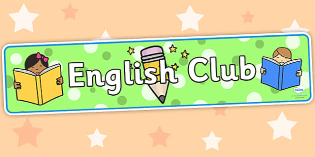 English as a Foreign Language Display Banner-english, foreign language, display banner, banner for display, english banner, foreign language banner, header