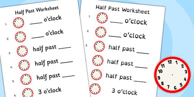 Time Worksheets » Time Worksheets Ks1 Twinkl - Preschool and ...