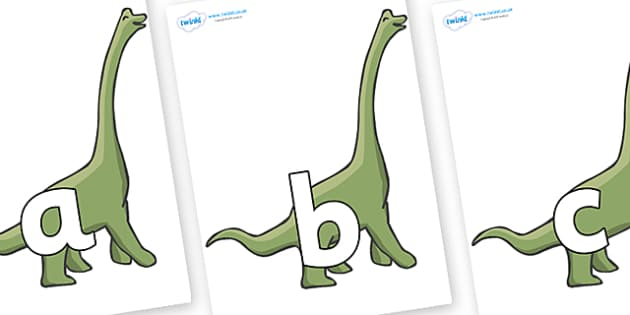 Phoneme Set on Brachiosaurus - Phoneme set, phonemes, phoneme, Letters and Sounds, DfES, display, Phase 1, Phase 2, Phase 3, Phase 5, Foundation, Literacy