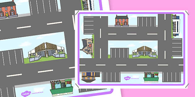 Counting Cars Map - transport, cars, counting, numbers, matching, eyfs, early years, activity, count, maths, number, numbers, vehicles, transport