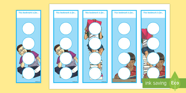 International Literacy Day Bookmarks - Priority Resources, bookmarks, reading, international literacy day, book