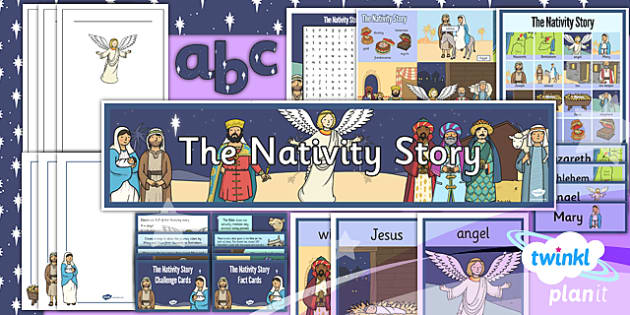 PlanIt - RE Year 3 - The Nativity Story Unit Additional Resources - planit, re, religious education, year 3, the nativity story, additional resources