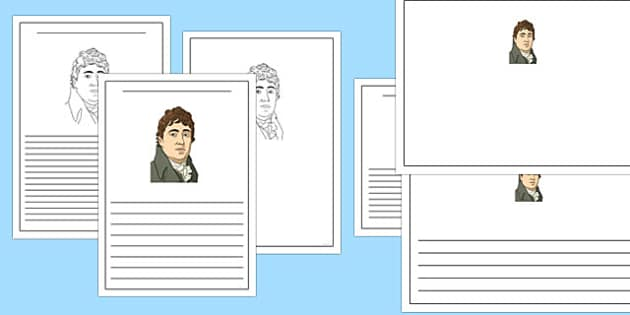 Scottish Significant Individuals Thomas Telford Writing Frames - engineer, bridges, roads, canals, construction, significant individual