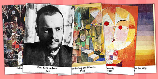 Paul Klee Photo Pack - Paul, Klee, Photo, Pack, Art, Photos