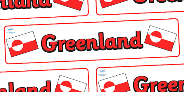 Greenland Display Banner - Greenland, Olympics, Olympic Games, sports, Olympic, London, 2012, display, banner, sign, poster, activity, Olympic torch, flag, countries, medal, Olympic Rings, mascots, flame, compete, events, tennis, athlete, swimming