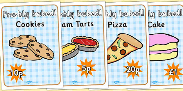 Bakery Posters - Bakery Role Play Pack, baker, oven, bread, great fire of london, buns, customer, role play, display, poster