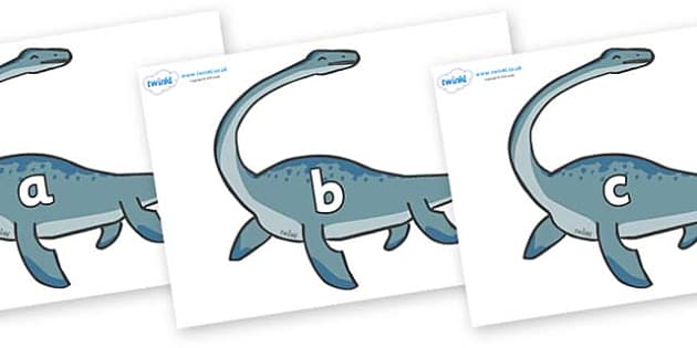 Phase 2 Phonemes on Plesiosaur - Phonemes, phoneme, Phase 2, Phase two, Foundation, Literacy, Letters and Sounds, DfES, display