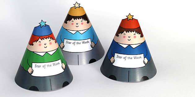 Star of the week Cone Boys - Visual, Craft, Model, Models, Boy