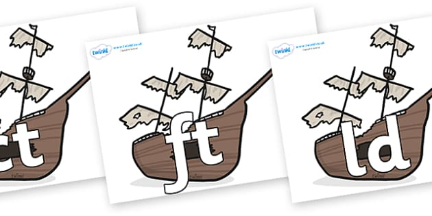 Final Letter Blends on Shipwrecks - Final Letters, final letter, letter blend, letter blends, consonant, consonants, digraph, trigraph, literacy, alphabet, letters, foundation stage literacy
