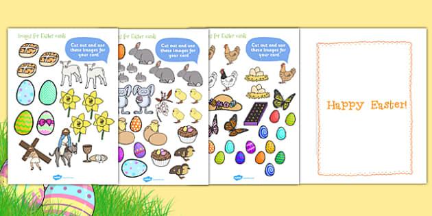 Design an Easter Card - Design, Easter card, Easter activity, card, fine motor skills, card template, bible, egg, Jesus, cross, Easter Sunday, bunny, chocolate, hot cross buns
