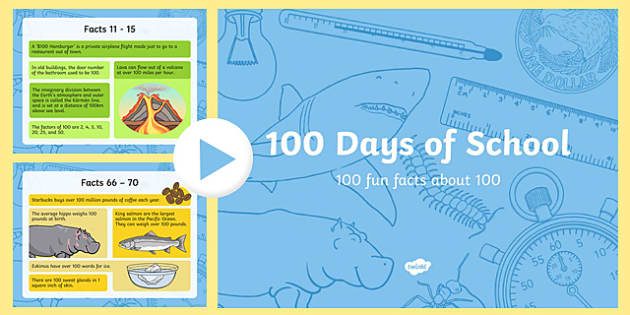 100 Fun Facts about 100 PowerPoint