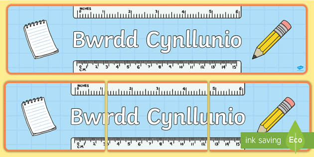 Welsh Planning Display Banner  - Back to school resources, Planning, Welsh.,Welsh, display, Welsh second language, welsh - Back to school resources, Planning, Welsh.,Welsh, display, Welsh second language, welsh