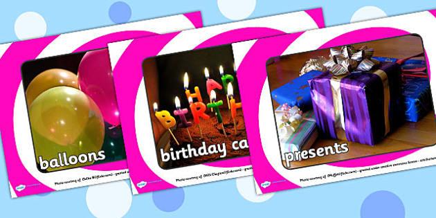 Birthday Display Photos - birthday, display photos, photo, photograph, photo for display, classroom display, class display, classroom photo, birthday photo