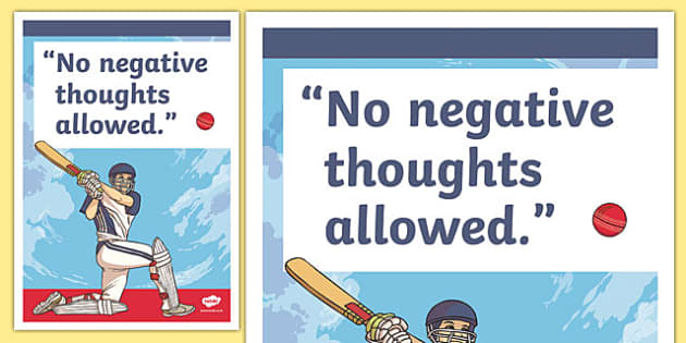 No Negativity Inspirational Classroom Quote Display Poster - usa, america, inspirational quote, display, motivation, inspiration, no negativity
