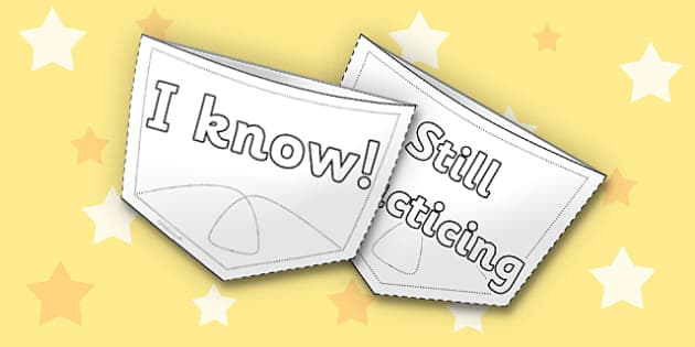 I Know Still Practising Interactive Pockets - Interactive, Pocket