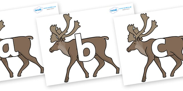 Phoneme Set on Caribous - Phoneme set, phonemes, phoneme, Letters and Sounds, DfES, display, Phase 1, Phase 2, Phase 3, Phase 5, Foundation, Literacy