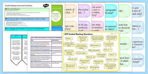 Ideas and Resources to Promote Asking Questions Pack UKS2