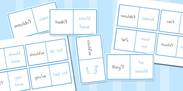 Apostrophe Loop Cards - australia, visual aids, punctuation, visual aid