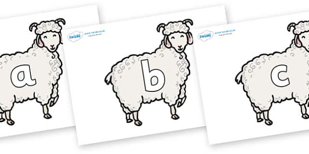 Phase 2 Phonemes on Small Billy Goats - Phonemes, phoneme, Phase 2, Phase two, Foundation, Literacy, Letters and Sounds, DfES, display