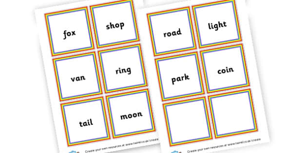 Phase 3 Flash Cards - Phase 3 Visual Aids Primary Resources, Phase One, Letters, sounds