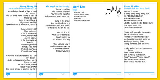 Elderly Care Life History Book Work Life Songs - Elderly, Reminiscence, Care Homes, Life History Books