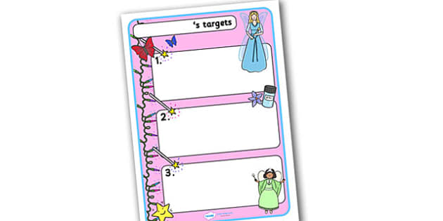 Themed Target Sheets Fairies - Target Sheets, Themed Target Sheets, Fairy Target Sheets, Fairy Themed, Fairy Themed Target Sheets, Fairies